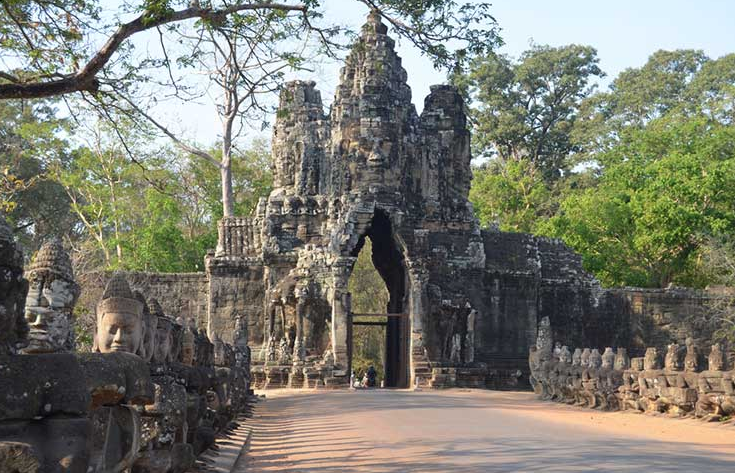 5 Days Cambodia UNESCO Tours Siem Reap