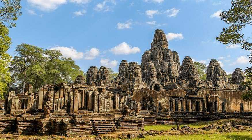 Bayon Temple  sight_id:6026