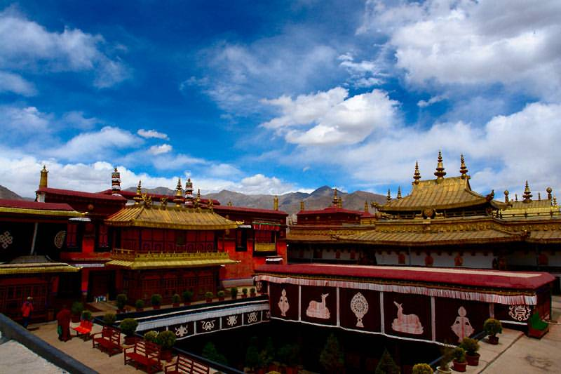 5 Days China UNESCO Tours Lhasa Shannan