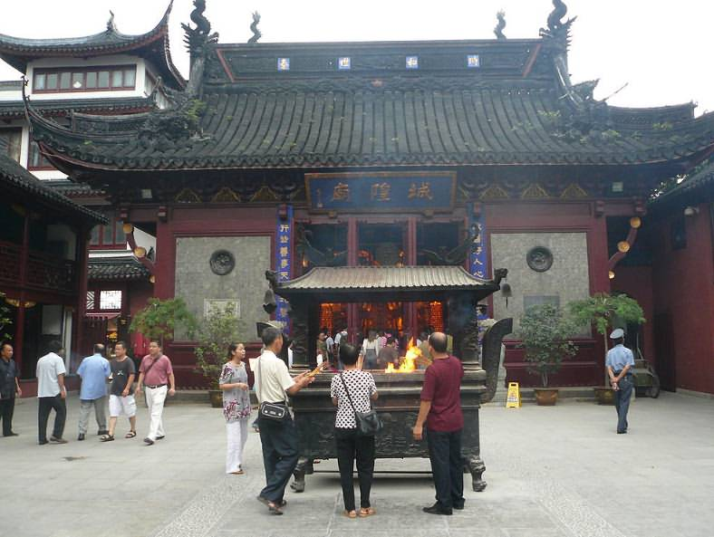 City God Temple (Chenghuang Temple)