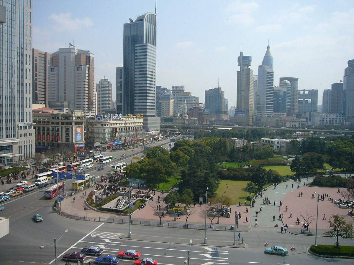 Shanghai People's Square