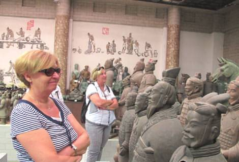 8 Days China UNESCO Tours Beijing Xi'an Shanghai