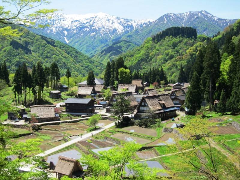 1 Days Japan UNESCO Tours Shirakawa-go