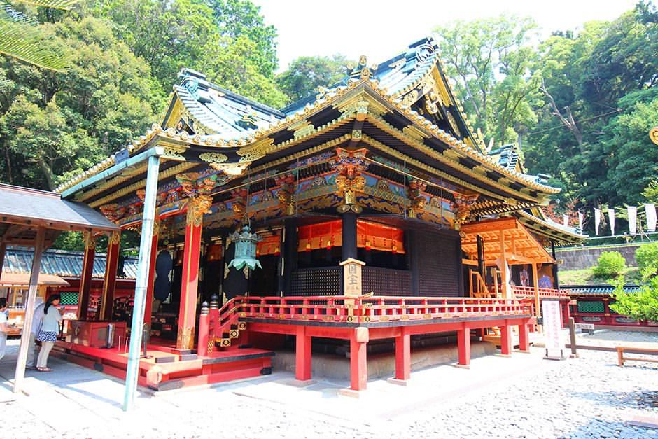 Kunozan Tosho-gu Shrine