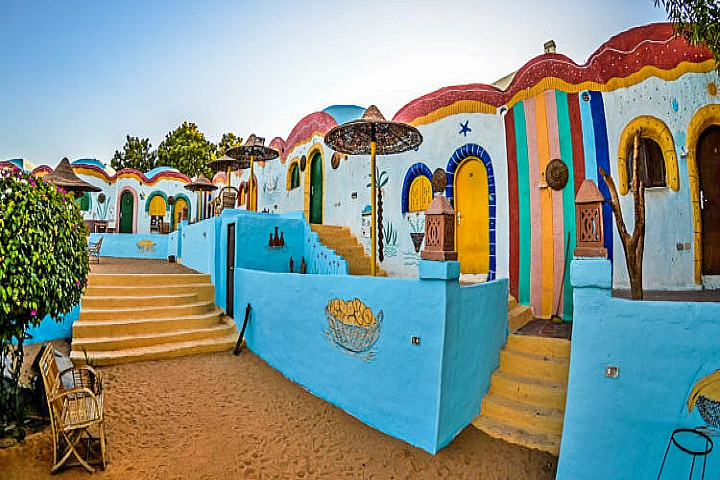 Nubian Village  sight_id:14096