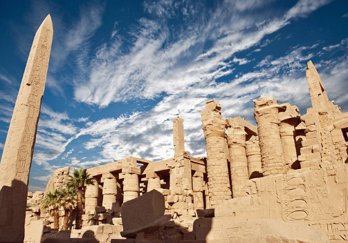 Karnak Temple  sight_id:8634