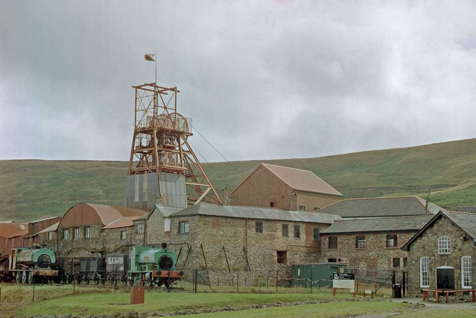 Big Pit National Mining Museum