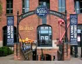 Beatles Story Pier Head