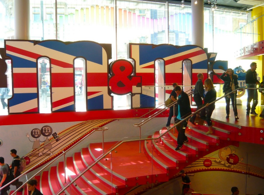 M&M's World (London)