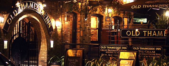 Old Thameside Inn pub