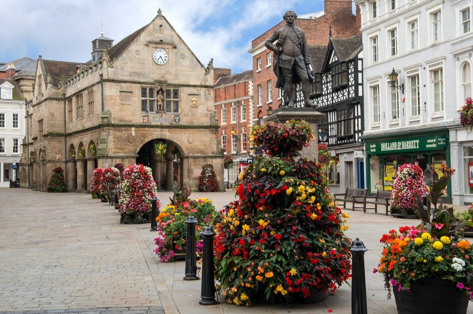 11 Days UK UNESCO Tours London Cotswolds AONB Shropshire Conwy Derbyshire York Yorkshire Keswick Cumbria Northumberland Jedburgh Edinburgh