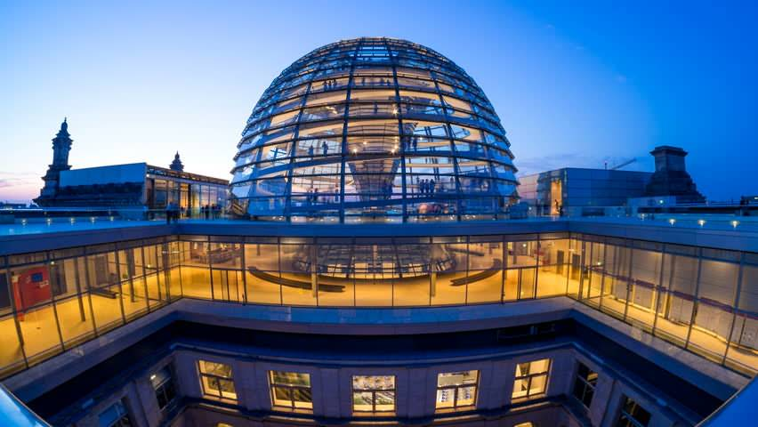 Reichstag dome (Reichstag Building)