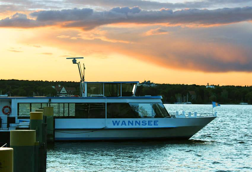 Wannsee Lake Cruise