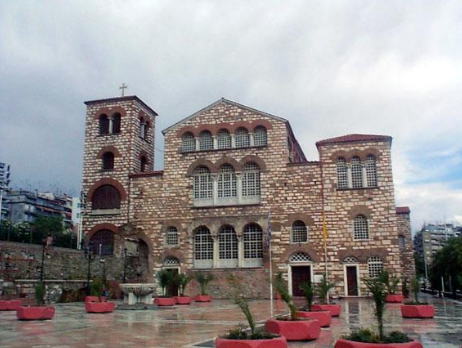 The Church of Saint Demetrius