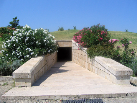 Archaeological Museum of Vergina and the royal tombs