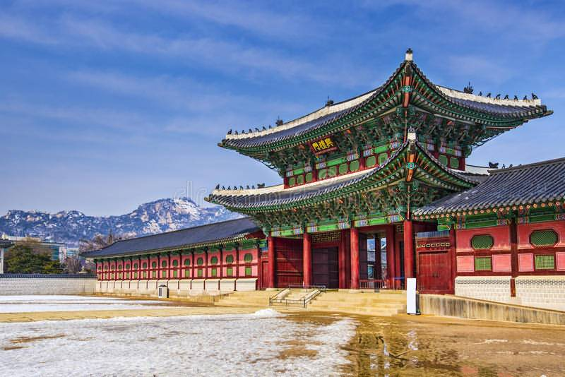 1 Days Korea Spring Tours Incheon Seoul