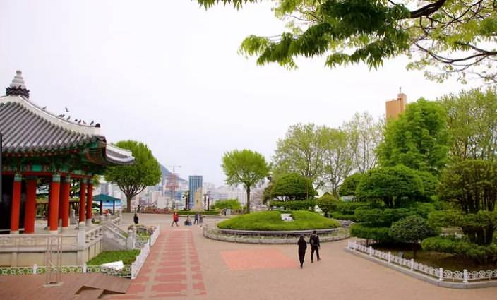 1 Days Korea Spring Tours Busan