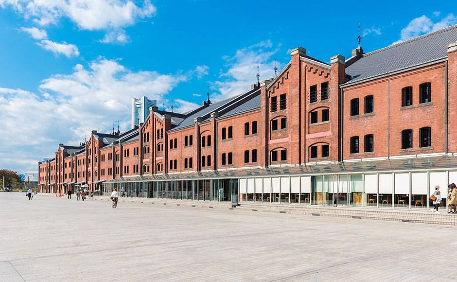 Red Brick Warehouses
