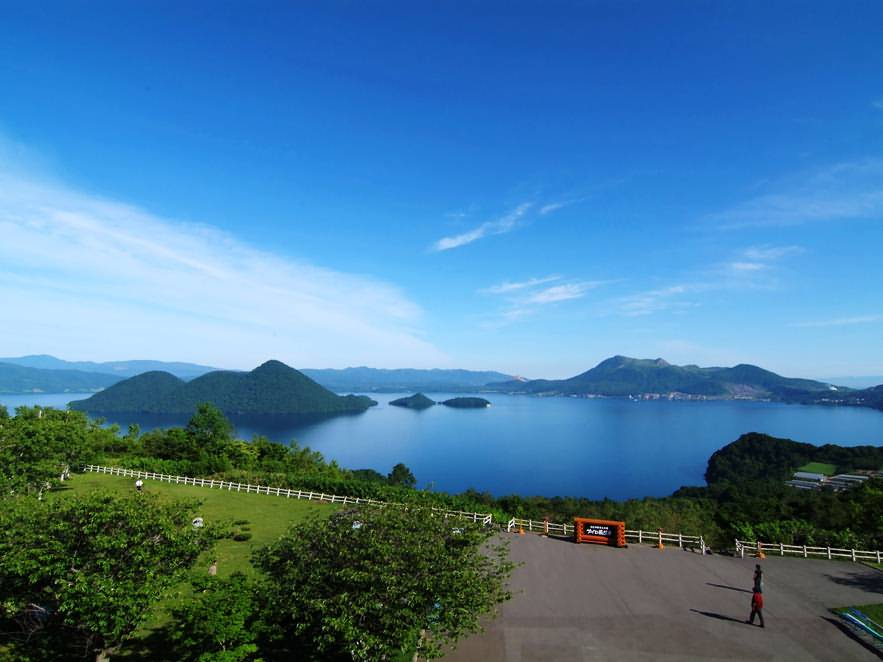 Lake Toya Sightseeing Cruise