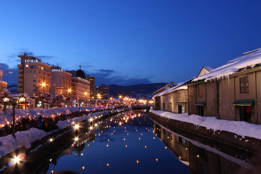 6 Days Japan Landscape Tours Sapporo Otaru Lake Toya Biei Furano