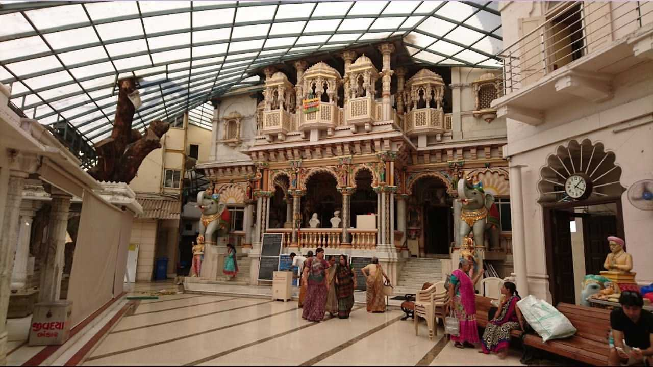 Babu Amichand Panalal Jain Temple  sight_id:6821