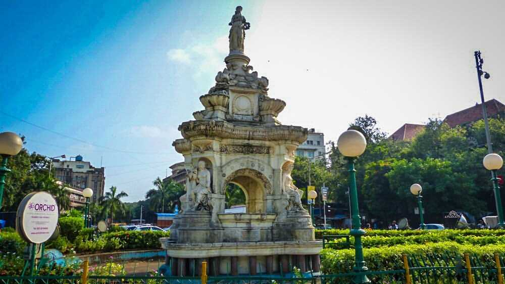 Flora Fountain  sight_id:6831