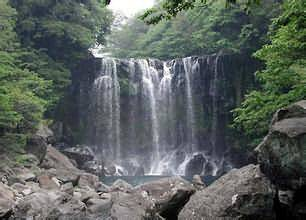 Cheonjeyeon Waterfall