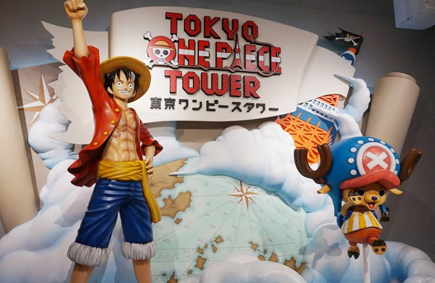 One Piece Tower Amusement Park