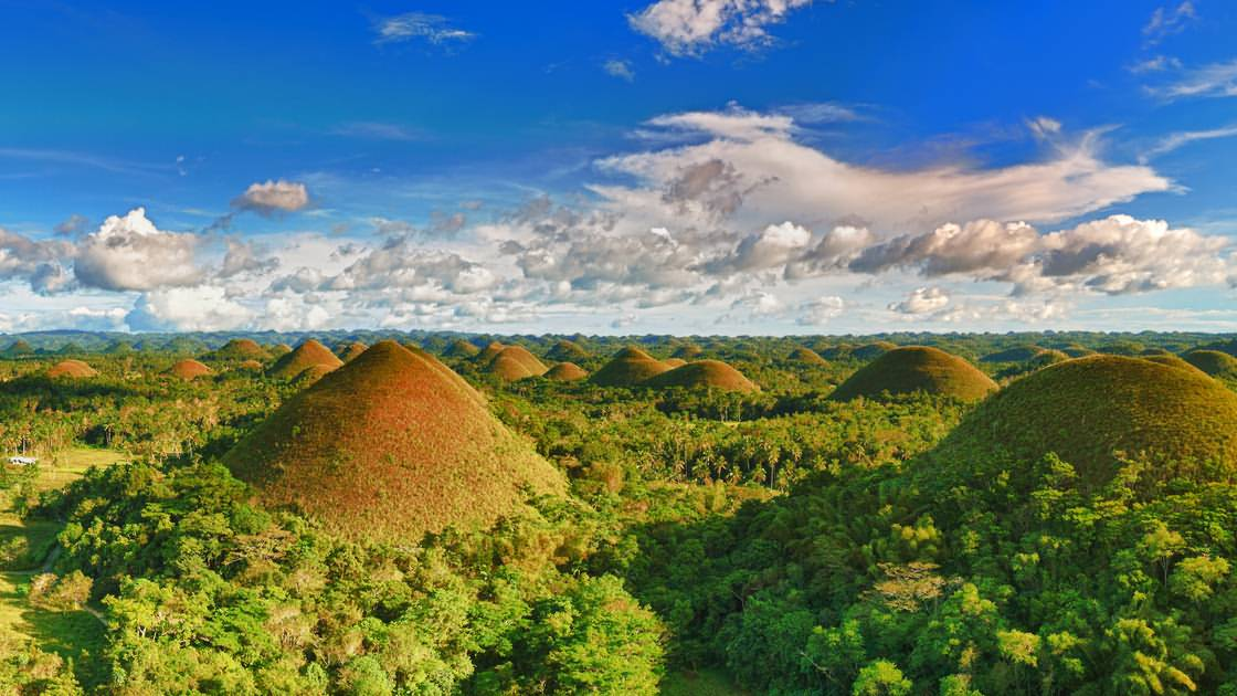 Chocolate Hills  sight_id:2901