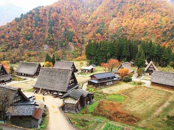 1 Days Japan UNESCO Tours Takayama Gokayama Shirakawa-go