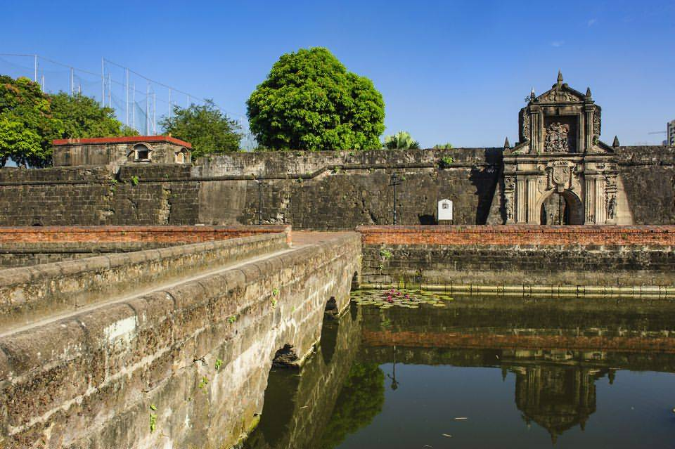 Fort Santiago  sight_id:2814