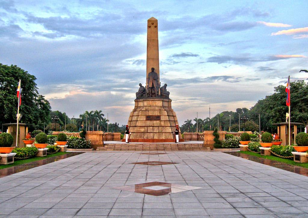 Rizal Monument  sight_id:2844