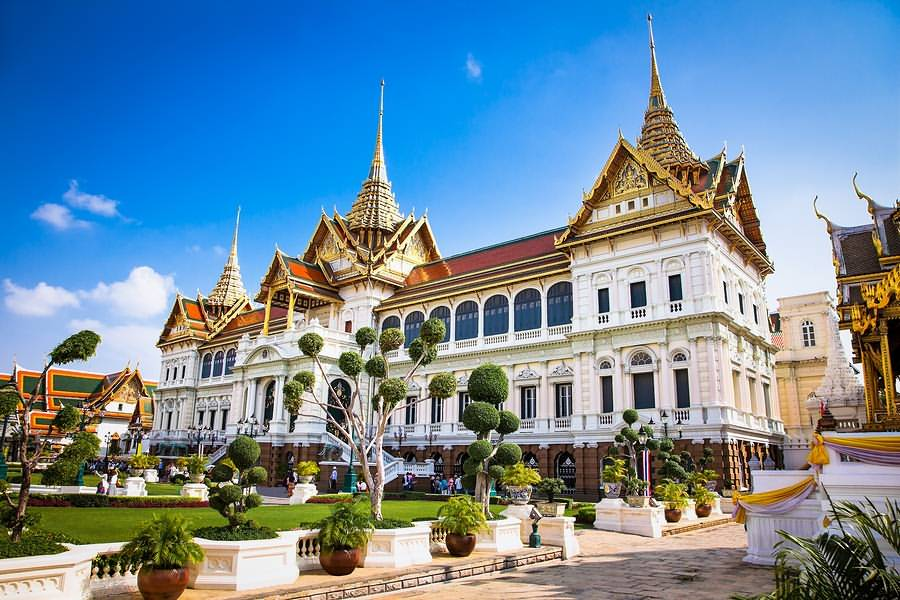 The Grand Palace  sight_id:4166