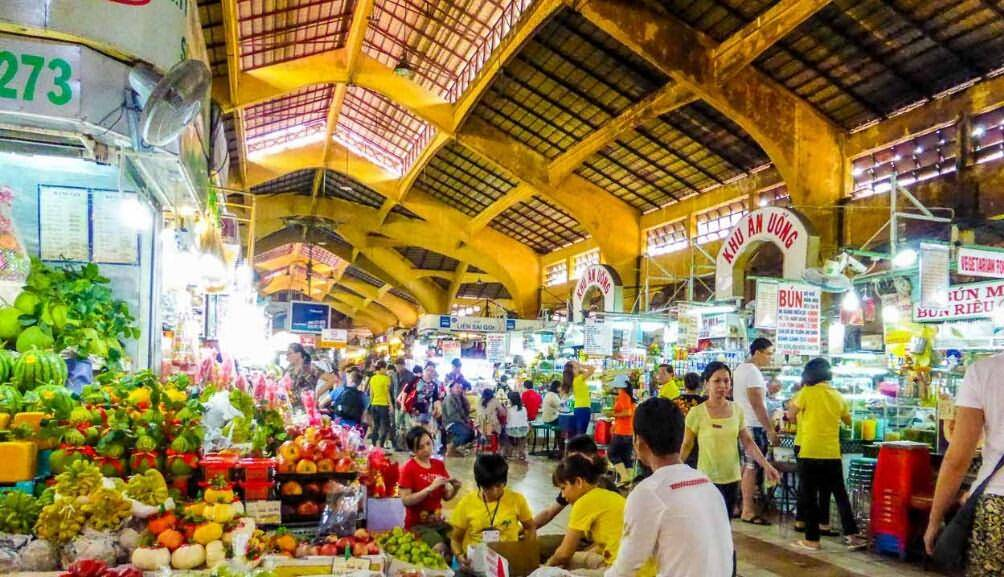 Ben Thanh Market  sight_id:4565