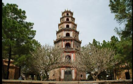 Thien Mu Pagoda  sight_id:4660