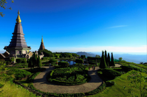 7 days Chiengmai Chiang Rai tour