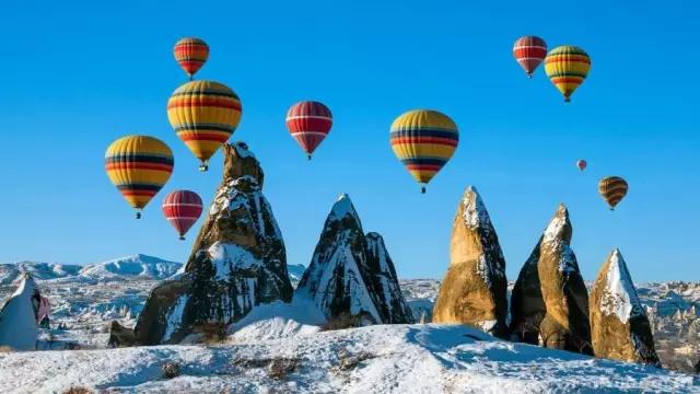 9 days Istanbul Cappadocia tour