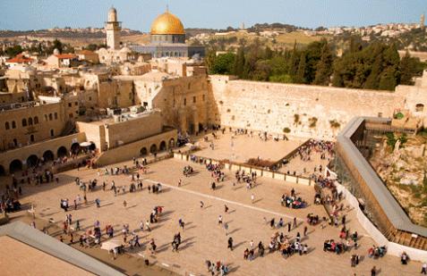 8 days Haifa Tiberias Jerusalem Tel Aviv tour
