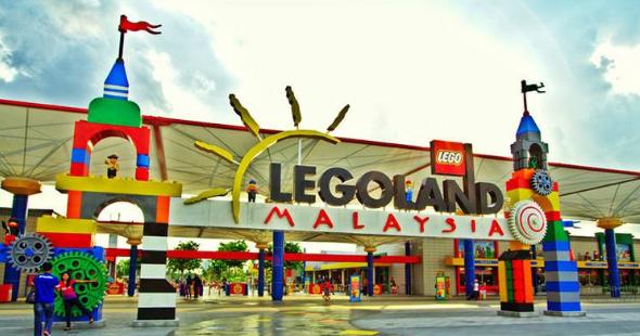 5 days Singapore City Johor Bahru tour