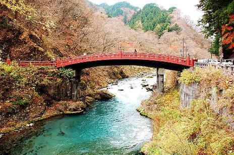 4 days Tokyo Nikko Kinu gawa tour