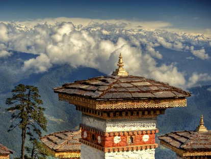 6 days Paro Timbu Punakha tour