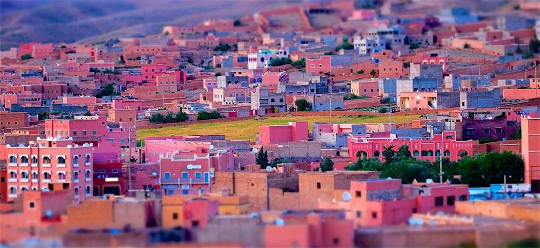 14 days Casablanca Essaouira Marrakesh Aït Benhaddou Ouarzazate Tinghir Merzouga Ifrane Fez Chefchaouen Tangier Rabat tour