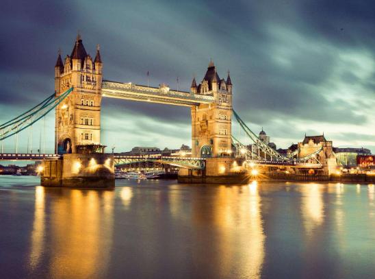 5 days London tour