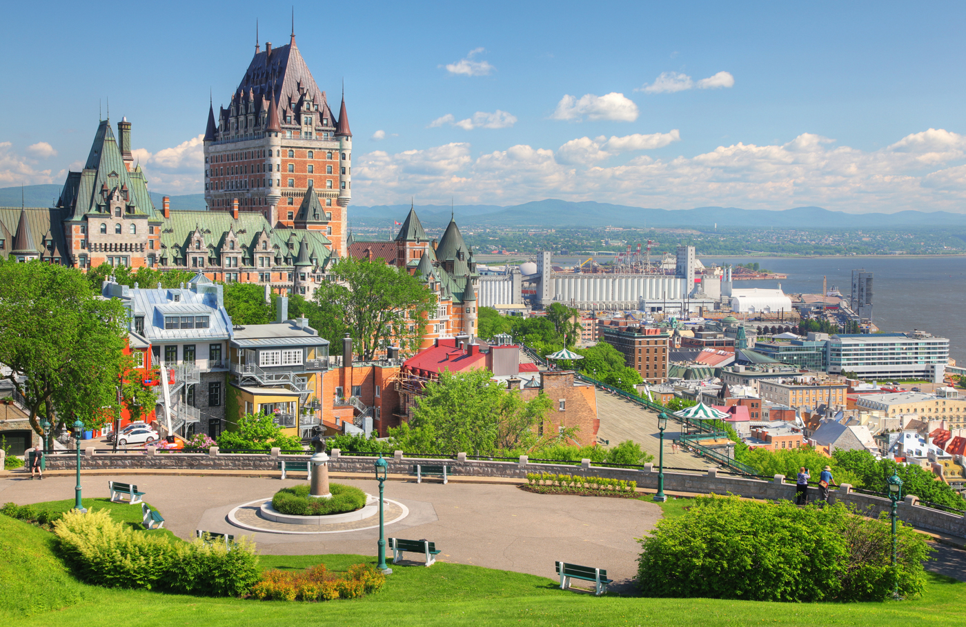 6 days Quebec City tour