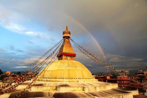 8 days Katmandu Khwopa Nagarkot Patan Pokhara Chitwan tour