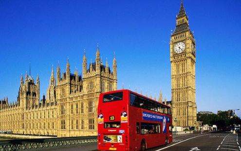 10 Days England & Ireland Tour Itinerary