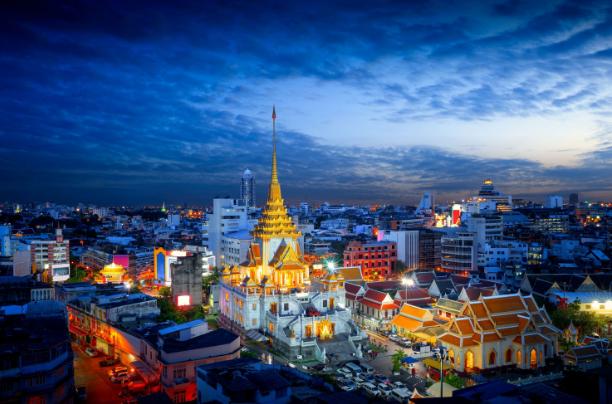 5 Days Classic Thailand Bangkok - Phuket Tour