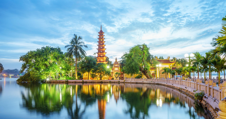 7 Days Hanoi, Halong Bay, Saigon Vietnam Tour