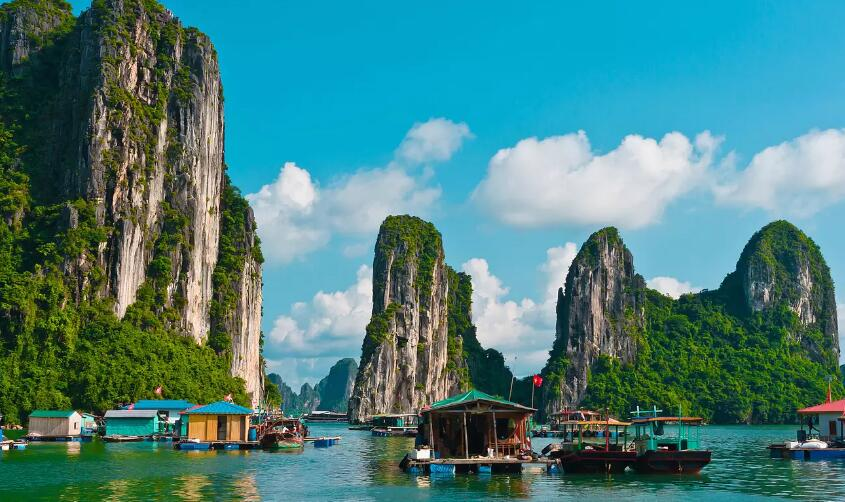 8 Days Hanoi Halong Bay Hue Danang Hoian Ho Chi Minh City Vietnam Tour