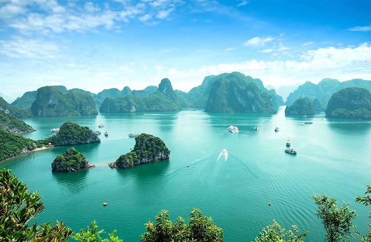 12 Days Hanoi-Halong Bay-Hue-Hoian-Phan Thiet-Ho Chi Minh-Mekong Detla Vietnam Tour